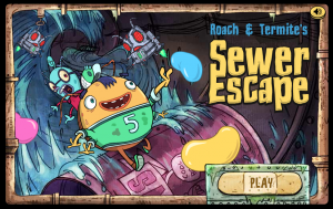 Roach & Termite's Sewer Escape